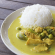 Green Thai chicken